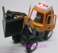 Alloy car models toy car WARRIOR engineering car excavation car 1