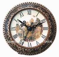 Whose sale wall clock insert clock part clock head watch movement clock movement 94mm decorative bezel Roma number 5pcs/lot