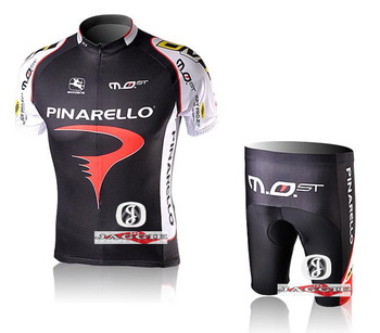 2010 Pinarello Cycling Jersey and short /Bicycle Bike Wear short sleeve suit Free Ship