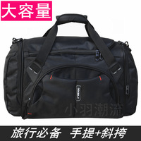 Travel bag luggage male female super large capacity travel  travel gym one shoulder  hand wholesales