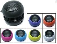 free shipping+USB Mp3 speaker Stereo Mini Speaker Music MP3 Player Amplifier loudspeaker wholesale