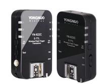 New YONGNUO YN 622 C Wireless TTL Flash Trigger for Canon DSLR Camera Speedlite