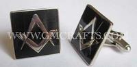 Masonic cufflinks Masonic lapel pins