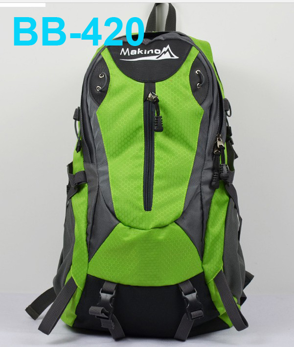 Free shipping new arrival travelling backpack and hiking backpack and mountaineering bag backpack retail/wholesale 6color BB-420(China (Mainland))