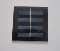 Good quality solar cells 2V/120MA 75mm*75mm Mini solar panel for diy