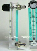 Free shipping high quality Air flow meter, oxygen flow meter for 10L with copper connector 1pcs/lot
