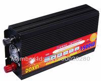 DC12V to AC 220V 1500W Car Power Inverter With USB Port