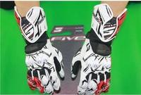 RFX1 Moto GP Racing gloves motorcycle Gloves/Pro-Biker Fingerless Carbon Motorcycle Gloves