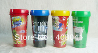2013  hot selling  double layer Starbucks Tumbler Thermos coffee mug