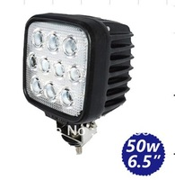 10~30v 50w CREE LED Work Light JEEP 4WD boat UTE Mine Driving TRUCK ATV lamp led floodlighting