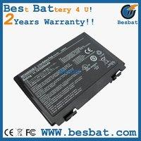 Battery for Asus F52 F82 F83S K40 K40E K50 K50I K50IJ K50IN K60IJ K61IC A32-F82