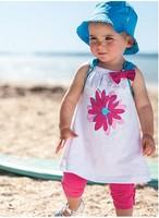 Summer ladies treasure beach three-piece suit (jacket + pants + hat)