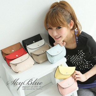 Female wallet 2012 women's fashion handbag key coin purse storage women's handbag vintage small bags(China (Mainland))