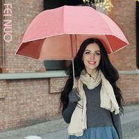 Polka dot princess umbrella sun-shading anti-uv umbrella mushroom folding umbrella