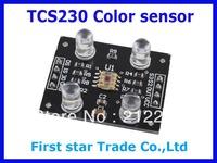 Wholesale 5pcs/lot Color sensor TCS230 TCS3200 Color Recognition Sensor Detector Module DC 3-5V Input