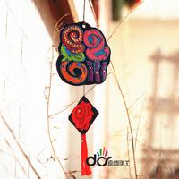 Material handmade diy kit 2013 multi-colored car hanging hangings free shipping