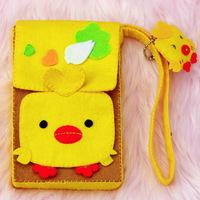 Material handmade diy kit hard drive bag butter chick carry bag free shipping
