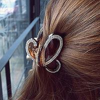 Bea accessories hair accessory full rhinestone  gripper hair caught