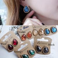 Bea accessories earring drop bead stud earring erha003 j71