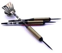 Free Shipping Professional 27 grams Steel Tip Darts Brass Darts High Quality 3pcs/set