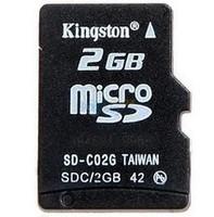 8GB T-flash memory card