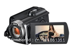 Full HD factory Digital camera/ digital camcorder/ video camera/ video camcorder 16MP 16x zoom 1080P 3.0'' inch display 603S(China (Mainland))