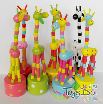 Wooden toy magicaf mini animal mini w9-1