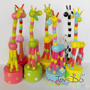 Wooden toy magicaf mini animal mini w9-1