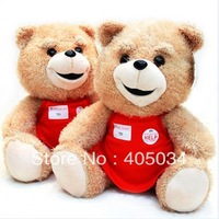 Free shipping Plush Teddy Toys Ted Bear retail