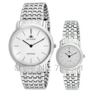 Switzerland GLANOU lattice waves are Swiss fashion retro quartz ultra-thin watch fashion lovers