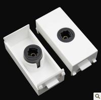 N86 optical fiber module light-current panel fiber optic socket wall plate