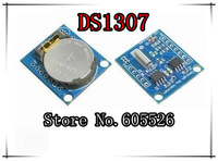 5pcs/LOT I2C RTC DS1307 AT24C32 Real Time Clock Module For AVR ARM PIC  Tiny RTC I2C modules 24C32 memory DS1307 clock