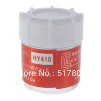 Hot selling New arrival Free Shipping! New Thermal Grease Conductive Compound Paste 30g for CPU Red