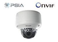 DS-2CD7233F-EZ, Hikvision Camera w/IP66,Hikvision IP Camera,VGA Dome Camera w/ Motorized VF lens, Network IP camera, cctv camera