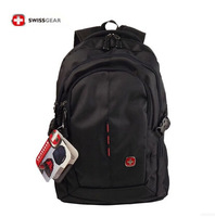 Hot selling 2014 new arrival swiss  bag  female male backpack  students school bag canvas bag laptop bag