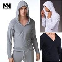 Free shipping! 2 set n male n2 lounge sportswear casual wear yoga clothes long-sleeve hooded