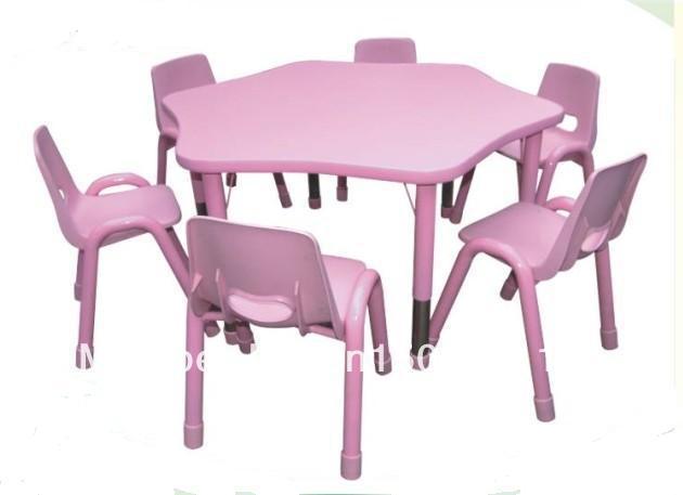 F brica de la alta calidad de los ni os mesas y sillas de pl stico de lujo mesas y sillas mesas - Mesas y sillas plastico ...