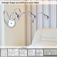 Spider Original New Transformable Wall Lamp Bedroom/Dining Room/Garage/Sunroom lights Wall Sconce