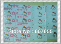 20cm Hello kitty bear small flower sticker for head lamp car side reflective car stickers 10pcs/lot free shipping