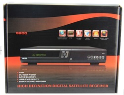 Az america S900HD Original Decoder DVB-S2 S900 HD digital satellite receiver (Nagra3) Support USB upgrade freeshipping(China (Mainland))