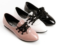 HIGH QUALITY!!!Free Shipping Ladies' flat,Women's shoes /Ladies' flat shoes & choose from 2 color