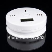 1pcs CO Carbon Monoxide Poisoning smoke Gas Sensor Warning Alarm Detector Tester LCD hot selling