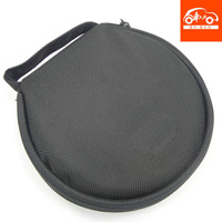 Car cd bag cd bag cd box quality cd storage box large capacity auto supplies exhaust pipe