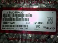 New Original 35v 120uF 10x13mm 105c RDL SANYO 35SEPF120M Polymer solid capacitors