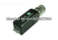 Free Shipping,20Pcs,CCTV UTP Video Balun With The BNC Connector