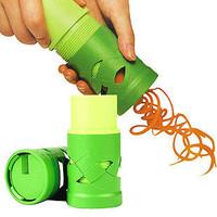 Wholesale -price 1set New Vegetable Fruit Twister Cutter Slicer K1003