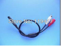 Free Shipping,10Pcs,501C,Audio Microphone For CCTV System