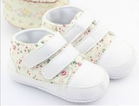 Пинетки Retail Silver Golden soft baby shoes, cute boy girl baby casual shoes 3 size