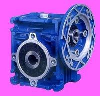 Worm Gearbox SM RV050 for high precison servo motor