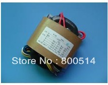 Yuanyin Audio High quality 30W  220V  R Core Transformer 9V+9V